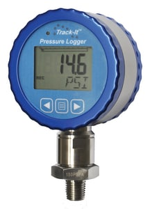 Monarch Instrument Track-It™ Pressure Logger with Display 150 psi M53960331