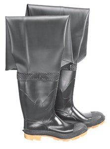 Onguard Industries Hip Waders Steel Toe and Midsole Size 10 O8605610 at Pollardwater