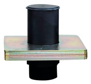 Republic Sales 1 in. Anodized Aluminum NPT 3# Relief Valve R2103085 at Pollardwater