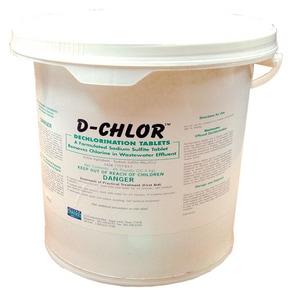 Severn Trent D-Chlor™ 140 Tablets Dechlorination Tablet SDCHLOR