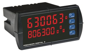 Pulse Input Totalizer Meter PPD63006R0 at Pollardwater