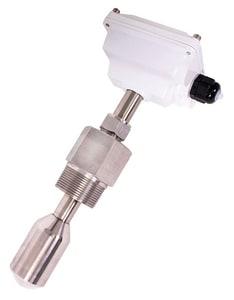 Seametrics 1-1/2 in. MNPT Adjustable Depth Insertion Magmeter Sensor 316 SS 3-10 in. Piping SEX110S