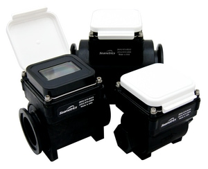 Seametrics WMP104 3 in. Plastic EM Meter with Display SWMP104300GPMG at Pollardwater
