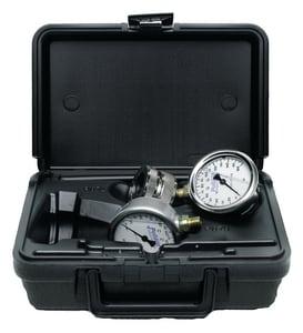 Pollardwater 100 lb. Inspection Pressure Testing Gauge with Case PP671 at Pollardwater