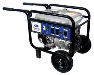Subaru Industrial Power Products 4900W Inverter Generator SSGX5000
