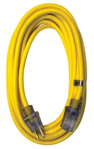 RAPTOR® 12/3 Sjtw 50 ft. Hd Extension Cord Lgtd Yellow RAP31202 at Pollardwater