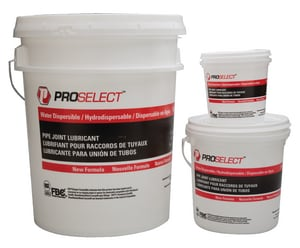 PROSELECT® 1 gal All Purpose Pipe Joint Compound PSLUBXL1G at Pollardwater