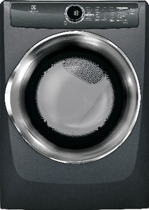 Electrolux Home Products Perfect Steam™ 8 cf 8-Cycle Gas Front Load Dryer in Titanium EEFMG517S
