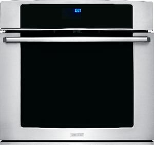 Electrolux Home Products Wave-Touch® Electric Single Wall Oven in Stainless Steel EEW30EW55PS