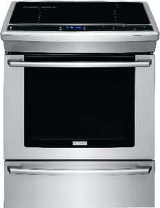 Electrolux Home Products Induction Built-In Range in Stainless Steel EEW30IS80RS