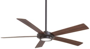 Minka-Aire Sabot 52 in. 5-Blade Ceiling Fan in Oil Rubbed Bronze MF745ORB