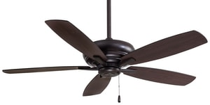 Minka-Aire Kola 5-Blade Ceiling Fan in Kocoa MF688KA