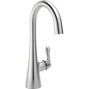 Delta Faucet Transitional Single Handle Lever Handle Bar Faucet D1953LF