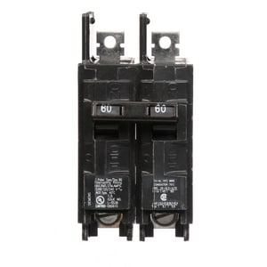 Siemens Energy & Automation 120/240V 60A 2-Pole Circuit Breaker SBQ2B060