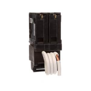Siemens Energy & Automation 50 Amp 2-Pole Ground Fault Interrupter Breaker SQF250A