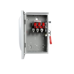 Siemens Energy & Automation 250/480/600V 3-Pole Non-Fusible Safety Switch SHNF36R