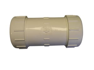 Campbell Manufacturing 4 in. Compression Straight PVC Coupling CCC16