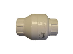 Campbell Manufacturing Series 1500 PVC IPS Slip Check Valve C152