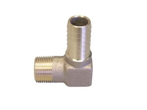 Campbell Manufacturing 3/4 in. Insert x Male Brass 90 Degree Elbow CYBMC3LF