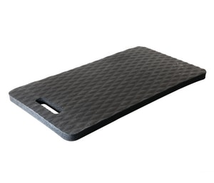 The Andersen Company 22 in. Anti-Fatigue Knee Mat in Black A433001222 at Pollardwater