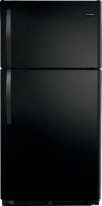 Frigidaire 28 in. 15 cf Right Hand Topmount Refrigerator in Black FFFHT1514QB