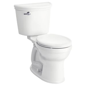American Standard Champion® 1.28 gpf Round Toilet in White A212BA104020