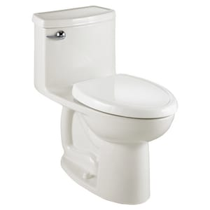 American Standard FloWise® 1.28 gpf Elongated One Piece Toilet in White A2403813020