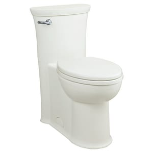 American Standard Tropic® 1.28 gpf Elongated One Piece Toilet in White A2786128