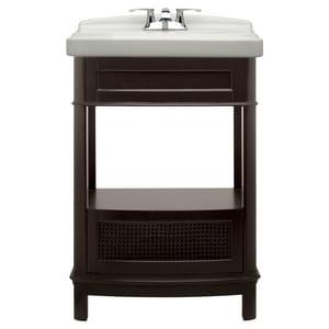 American Standard Portsmouth® Washstand in Dark Chocolate A9210224322