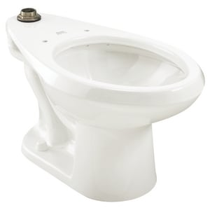 Fantastic American Standard Madera Elongated Toilet Bowl In White Squirreltailoven Fun Painted Chair Ideas Images Squirreltailovenorg