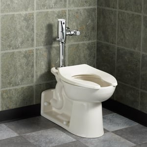 American Standard Priolo® FloWise® Elongated Toilet Bowl in White A3695001020