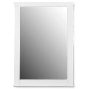 American Standard Portsmouth 174 37 X 28 In Glass Mirror In