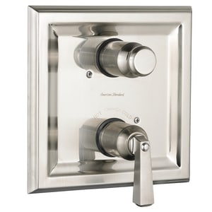 American Standard Town Square® Thermostatic Valve Trim Only with Double Lever Handle AT555740