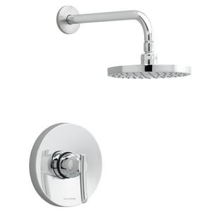 American Standard Green Tea® Shower Valve Trim with Single Lever Handle in Polished Chrome AT010501002