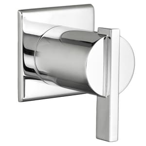 American Standard Times Square® Single Lever Handle Square Valve Trim in Polished Chrome AT184700002