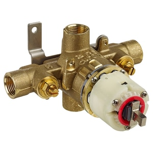 American Standard 1/2 in. Copper Sweat and NPT Pressure Balancing Valve AR125SS