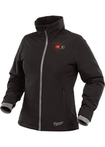 Milwaukee M12™ S Size Womens Heated Jacket Kit in Black M231B21