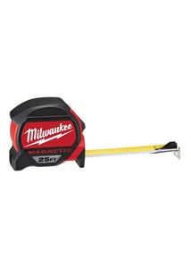 Milwaukee 3-1/4 in. Magnetic Measure Tape M48227125