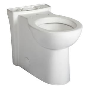 Marvelous American Standard Flowise Round Toilet Bowl In White Ibusinesslaw Wood Chair Design Ideas Ibusinesslaworg
