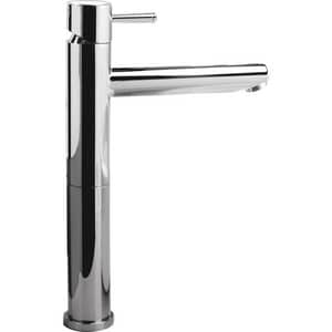 American Standard Serin® Single Handle Monoblock Bathroom Sink Faucet in Polished Chrome A2064152