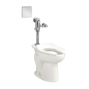 American Standard Madera™ Elongated Toilet Bowl in White A3461001020