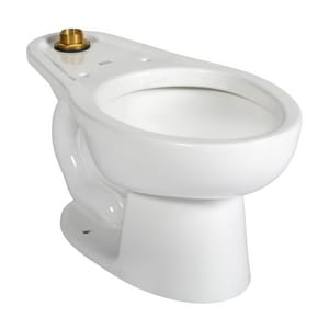 American Standard Madera Youth™ FloWise® Elongated Toilet Bowl in White A2599001020