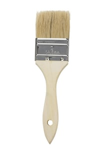 PROSELECT® 6 x 2 in. Wood Handle Chip Brush PS67194