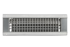PROSELECT® 14 x 6 in. Commercial Egg Crate Louvered Diffuser PSGDDSD14