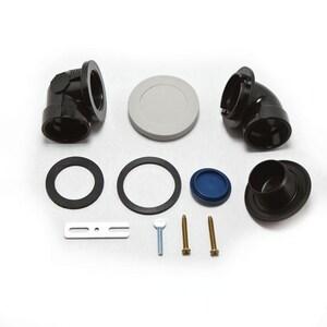 Moen M-Pact™ 1 1/2 in. Twist Schedule 40 Rough In Kit Abs M140680