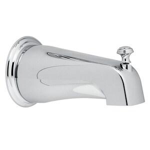Moen Kingsley™ Diverter Tub Spout Polished Chrome M3808