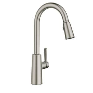 Moen Riley™ Pull-Down Kitchen Sink Faucet with Single Lever