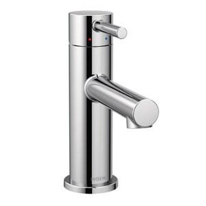 Moen Align™ Single Handle Vessel Filler Bathroom Sink Faucet in Polished Chrome M6190