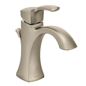 Moen Voss™ Single Handle Centerset Bathroom Sink Faucet in Brushed Nickel M6903BN