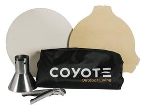 Coyote Outdoor Living Asado Series Accessory Bundle in Black CASADOACC